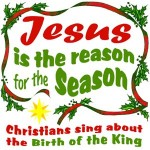 Jesus is the Reason for the Season cover