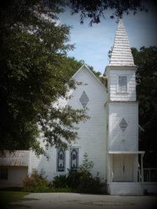 old church Billy Graham